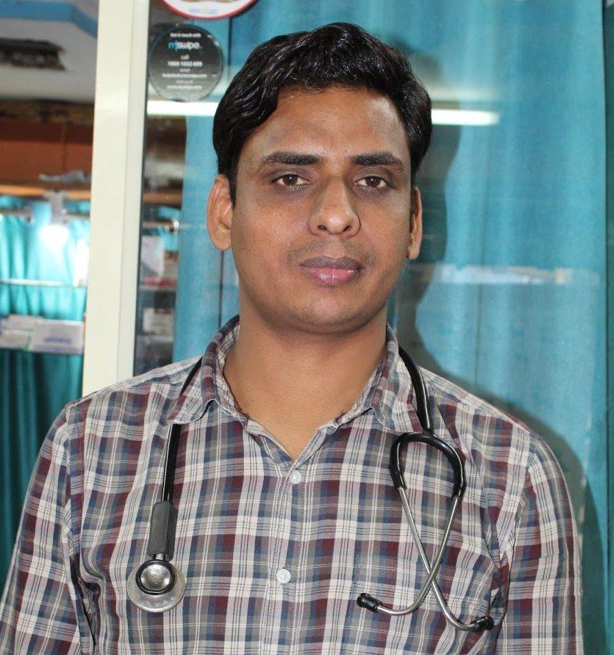 Dr R. K. Mawai